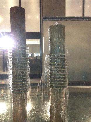 Custom Water Sculptures
